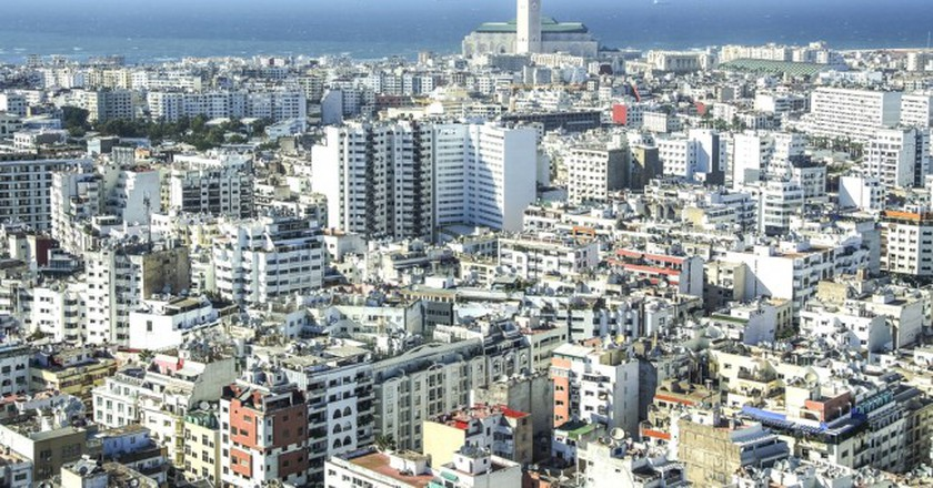 View over the city of Casablanca, Morocco | © Marianna Ianovska/Shutterstock