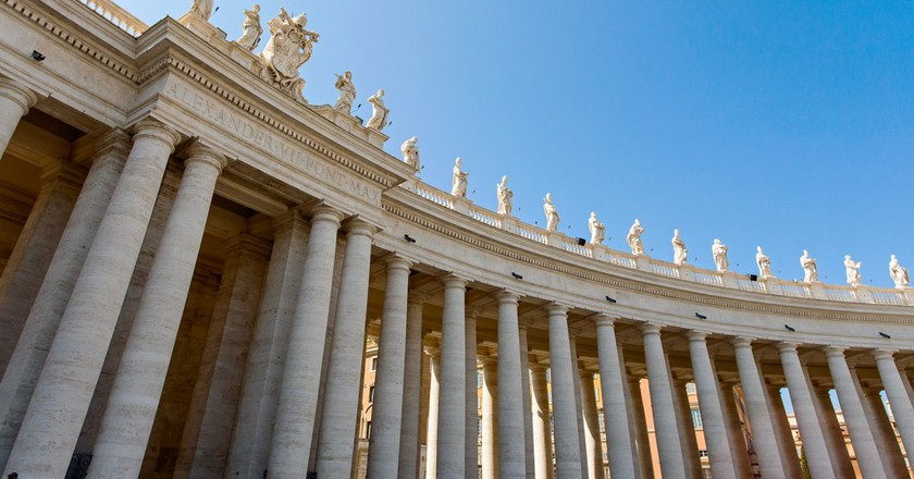 Vatican City | ©Atibordee Kongprepan/Flickr