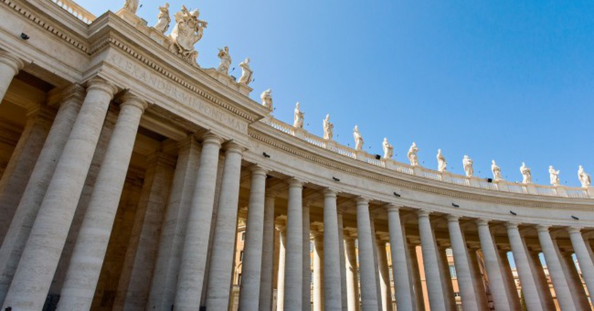 Vatican City | ©Atibordee Kongprepan/Flickr