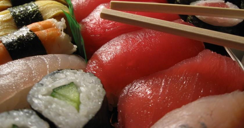 Sushi | © San/Flickr