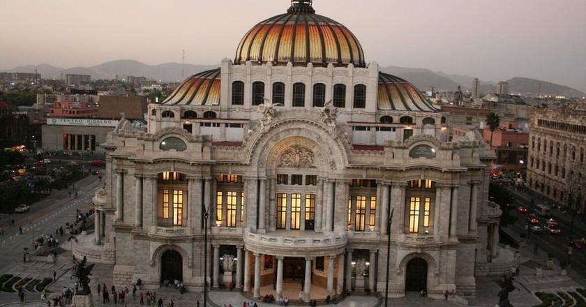 Palacio de Bellas Artes | © Esparta Palma/Flickr