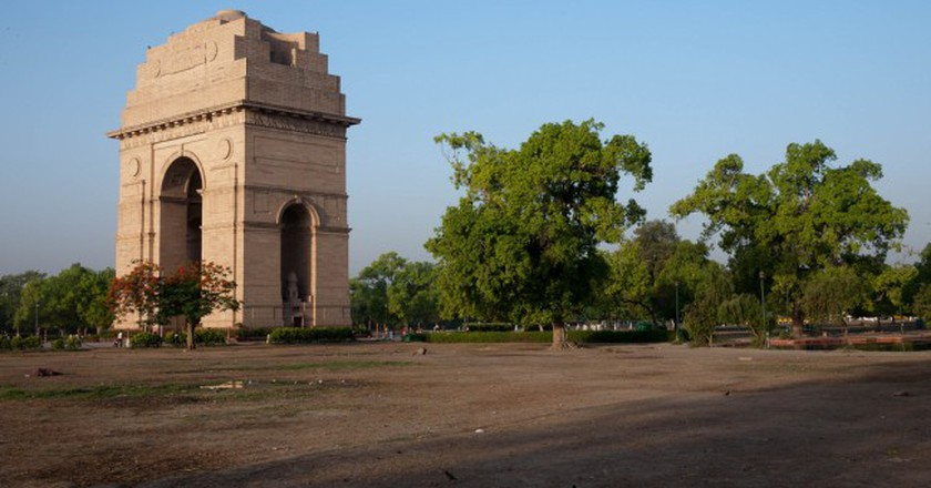 India Gate, New Delhi  © jeffhutchison/Flickr