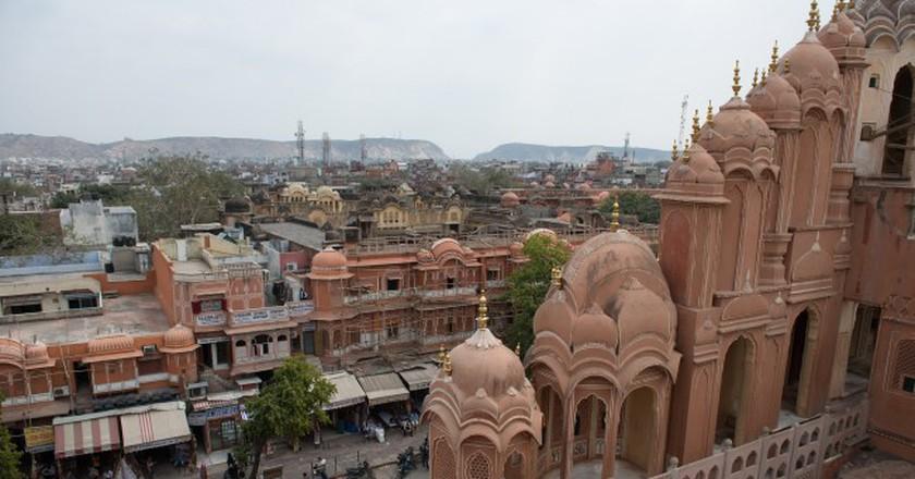Jaipur, India/ ©Pixabay