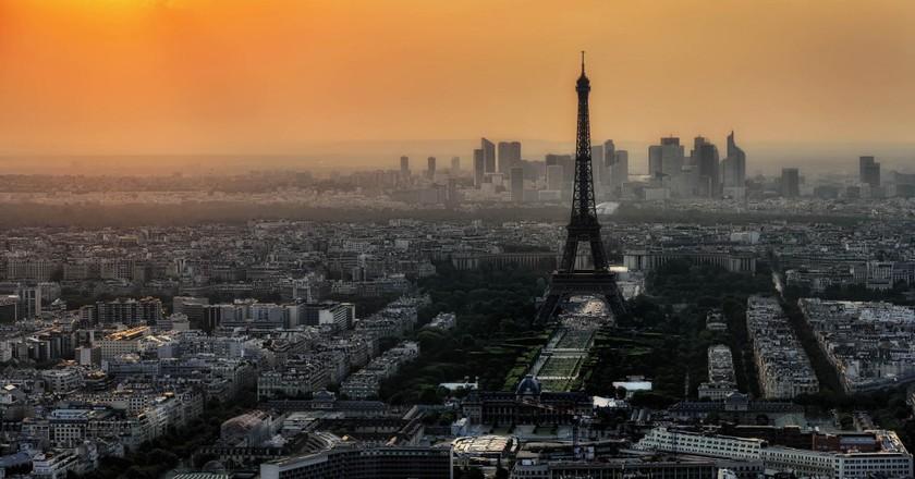 Paris Skyline | © PROJoe deSousa/Flickr