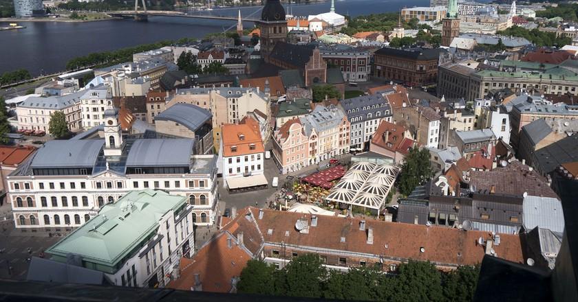 Riga, Latvia   © Bryan Ledgard/Flickr