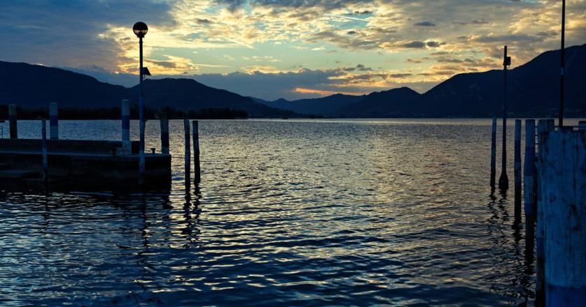 Lake Iseo, Italy  © Falk Lademann/Flickr