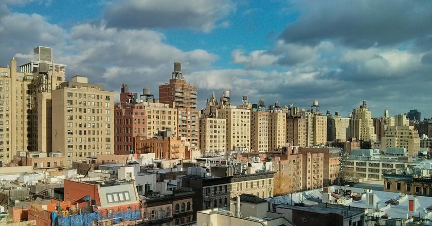 Upper West Side   ©  Peter Burka / Flickr