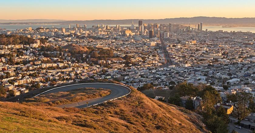 San Francisco sunrise | © Nicolas Raymond/Flickr