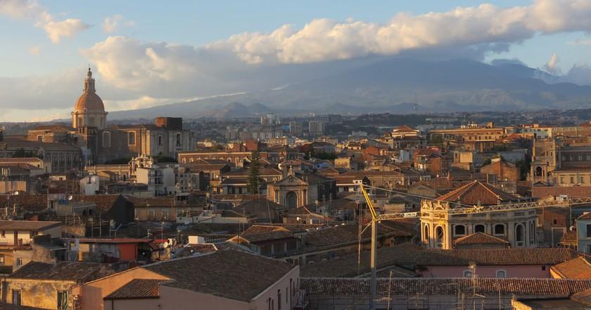 Catania, Sicily | © Lorenzo Blangiardi/Flickr