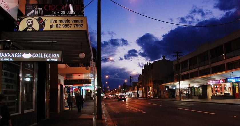 Newtown  | © LWYang/Flickr