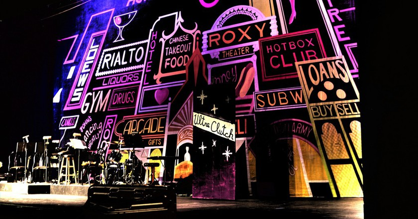 Tony Tony Tony Stage, Ocala Florida ©Kolin Toney/Flickr