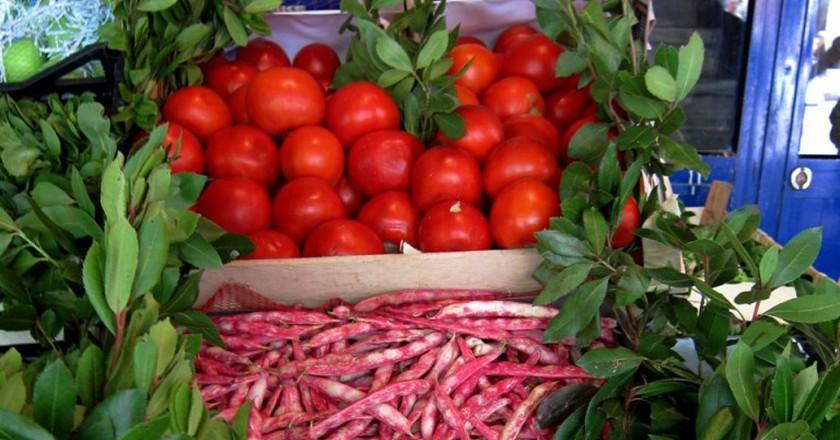 Vegetables in Cihangir |© tannaz/Flickr