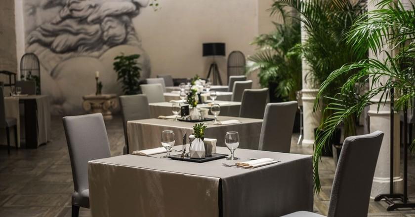 ©Courtesy of Alexandrovskyi Restaurant