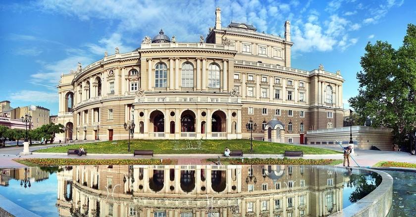Odessa ©Alex Levitsky & Dmitry Shamatazhi/WikiCommons