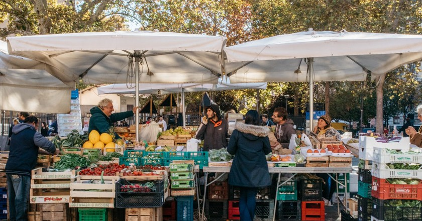 The Best Must-Visit Markets in Rome