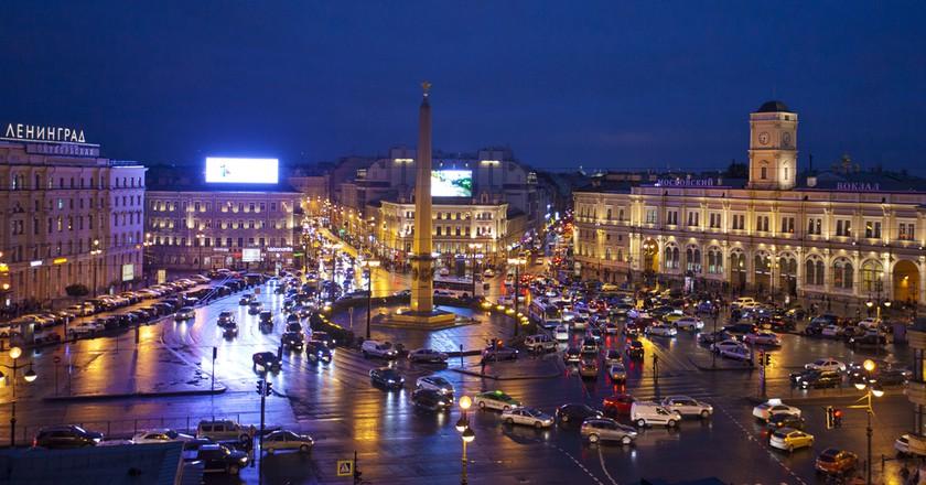 Nevsky Prospekt  © Shutterstock