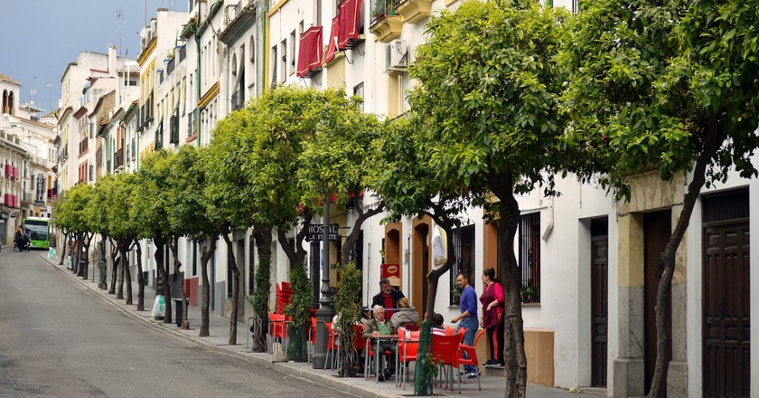 A street in Cordoba |© Pixabay