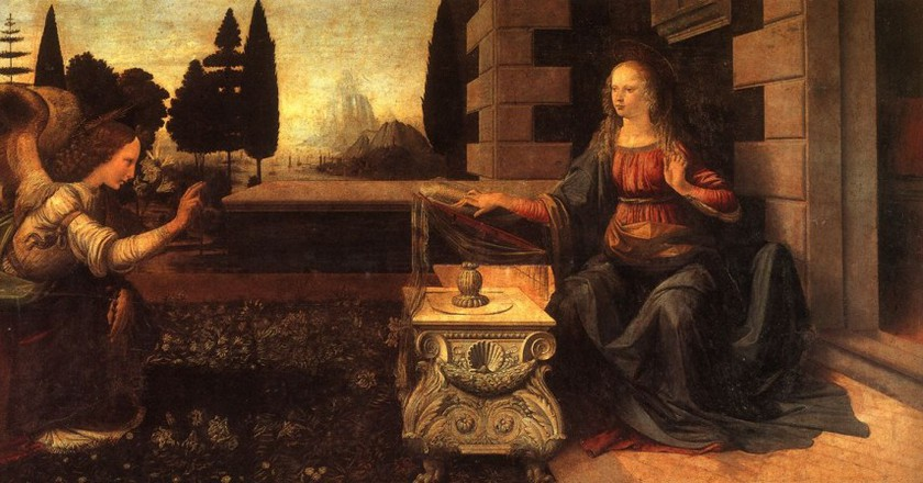 Leonardo Da Vinci   © carulmare / flickr