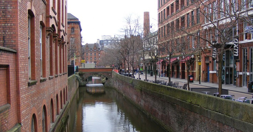 Canal Street, Manchester © Ian Roberts/Flickr
