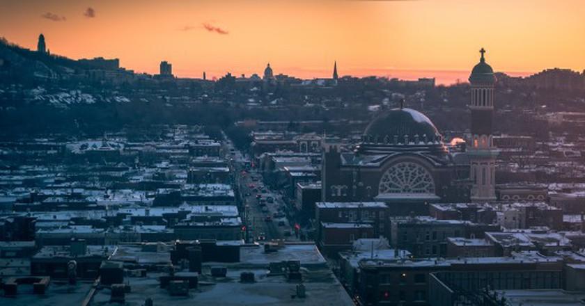 Plateau-Mont-Royal, Montreal, Quebec   © Chris A / Flickr