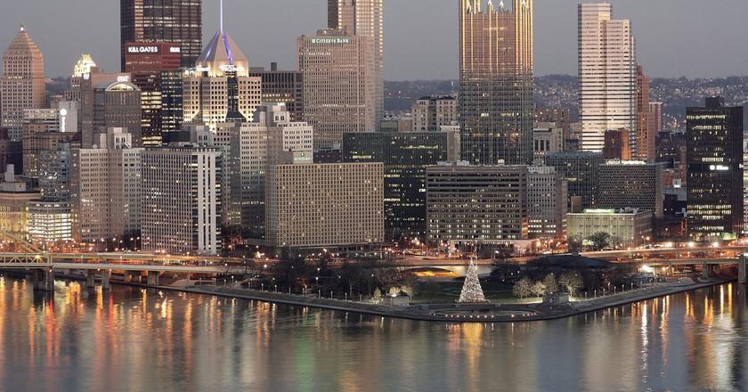 Pittsburgh Skyline | © Brian Donovan / flickr