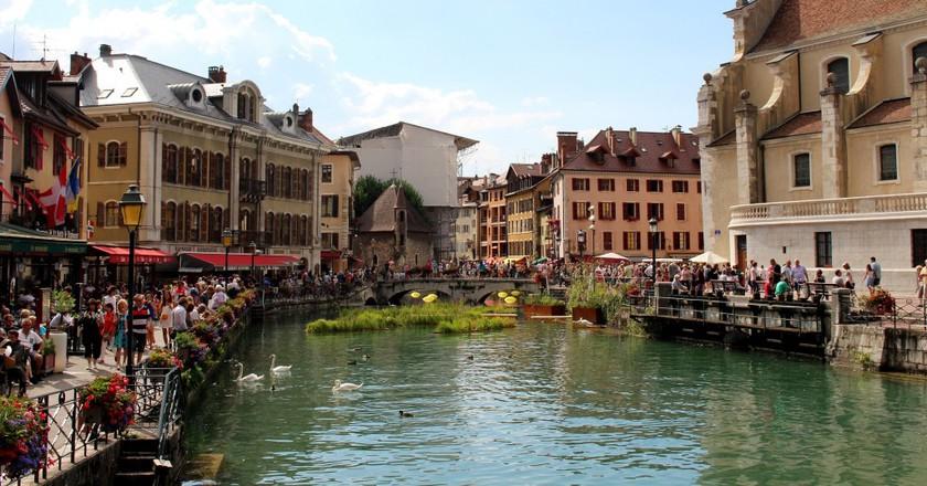 Annecy, France © Pixabay