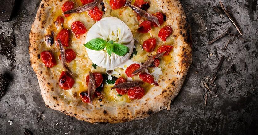 Bottega Pizza |Courtesy of Bottega