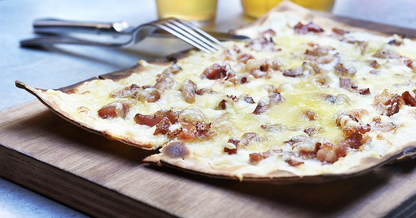 A Brief History of Flammkuchen – Germany's Pizza