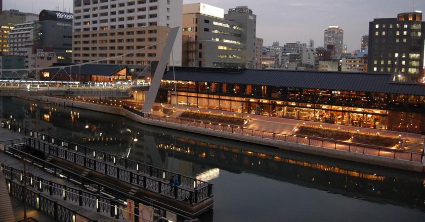 Horie, Osaka    © hiromitsu morimoto/Flickr