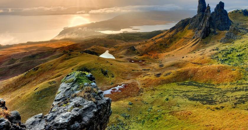 Isle of Skye  © Pixabay
