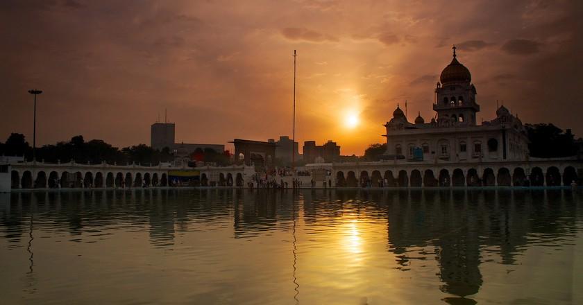 Gurudwara Bangla Sahib   © Edmund Gall/Flickr