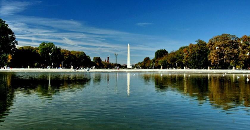Washington Monument   © Travis Wise/Flickr