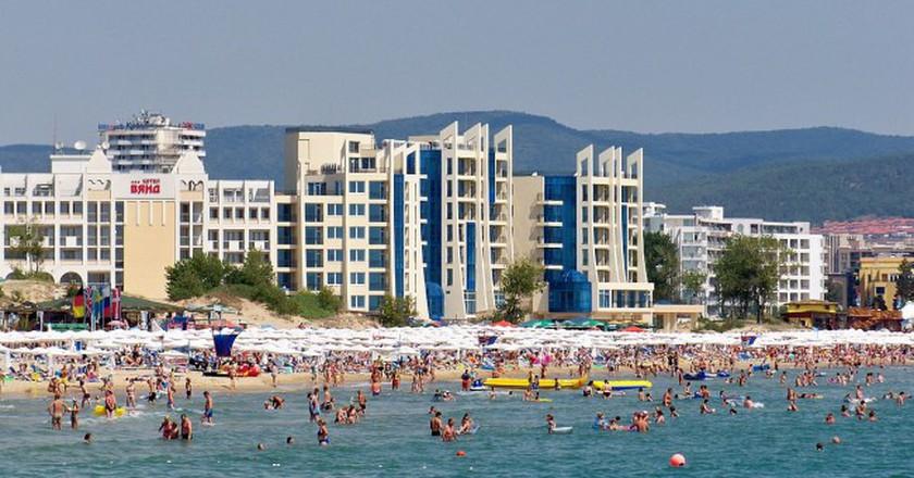 Sunny Beach | © www.vacacionesbulgaria.com/WikiCommons