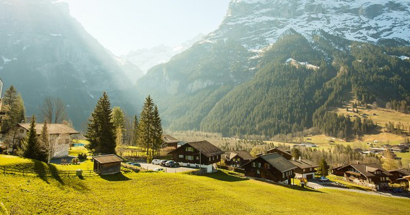 Grindelwald, Switzerland | ©Atibordee Kongprepan/Flickr