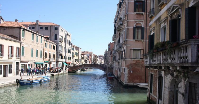 Cannaregio, Venice |© michimaya/Flickr