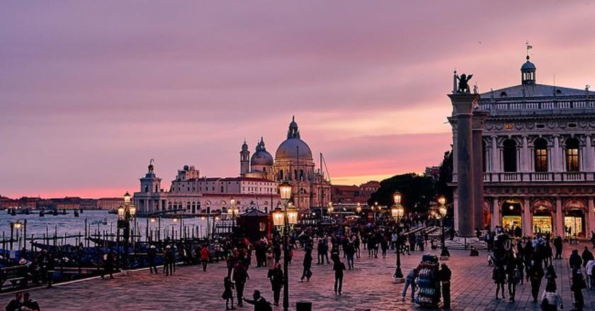 Venice | © Pedro Szekely/Flickr