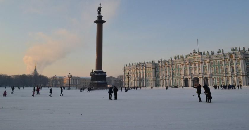 St Petersburg | © Olga/Flickr