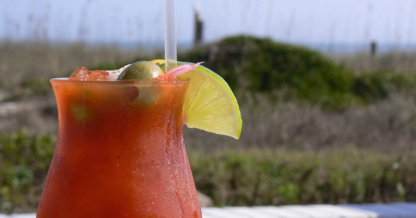 Bloody mary   © James Hawley / Flickr