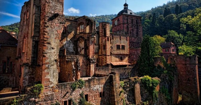 Castle Heidelberg | © Michael Theis / Flickr