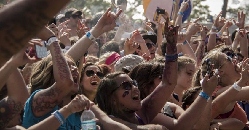 Crowd at Z-RO | © Jeremy Perez Photos/Flickr