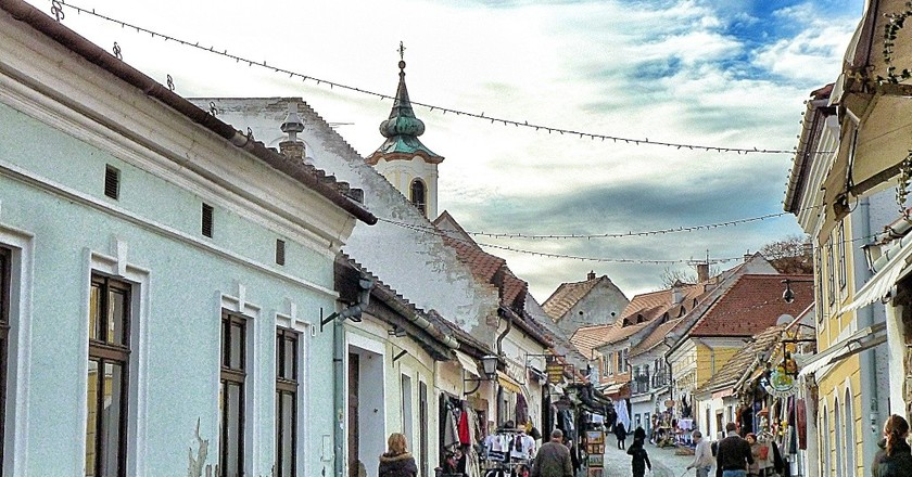 Szentendre  | © Jorge Gobbi/Flickr