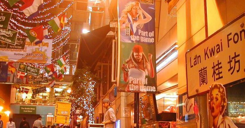 The Top Things To Do In Lan Kwai Fong, Hong Kong