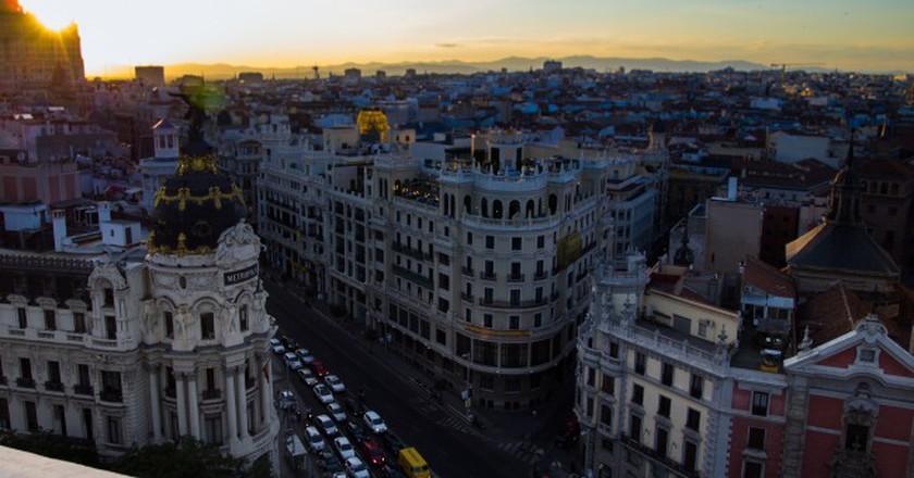Madrid  | © David Hurt/Flickr