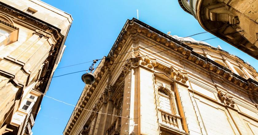 Tucked away in Valletta's backstreets is Culto | ©Shayne Fergusson