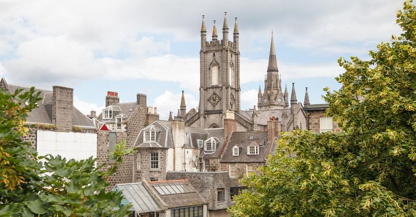City of Aberdeen |© S Karau/ Shutterstock