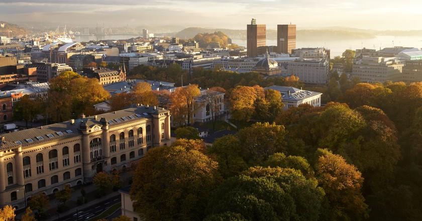 Oslo at Sunset | © Beas777/Shutterstock