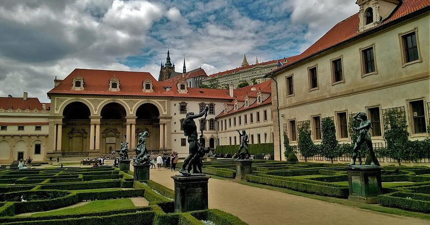 Wallenstein Palace Gardens, Prague | © Packare/WikiCommons