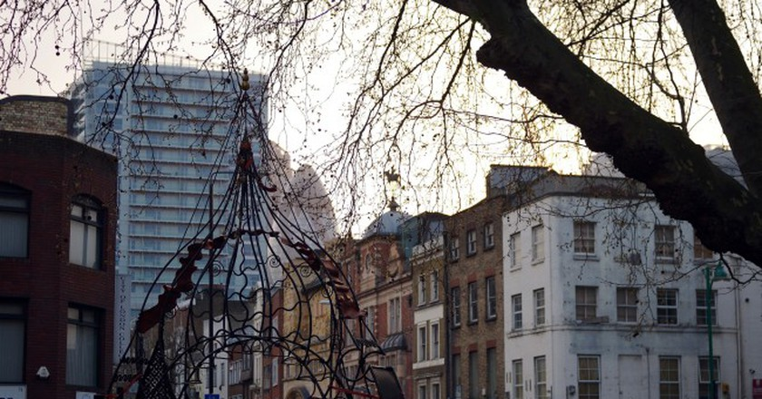 Whitechapel |© Donald Judge/Flickr