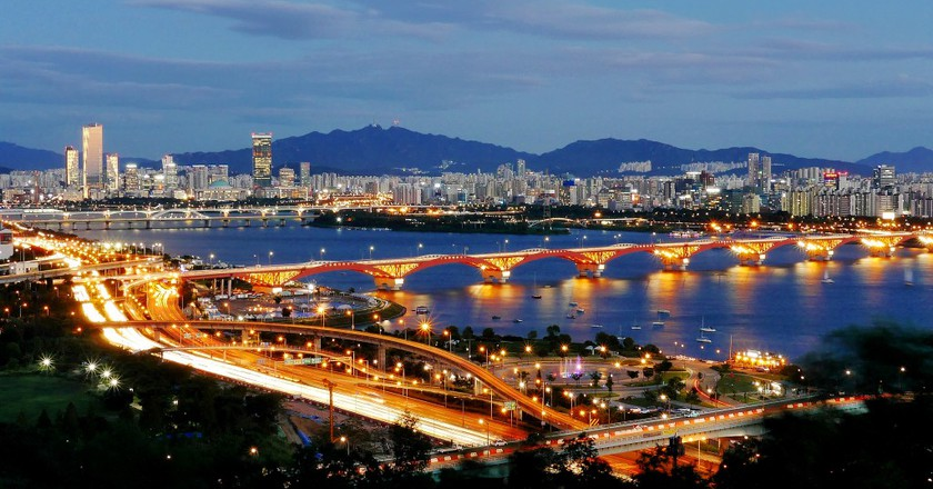 Seoul at Night | ©travel oriented/Flickr