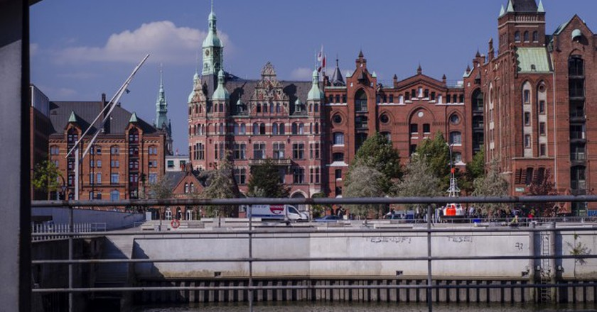 Old Town Hamburg | © Jose Luis Hidalgo R./Flickr